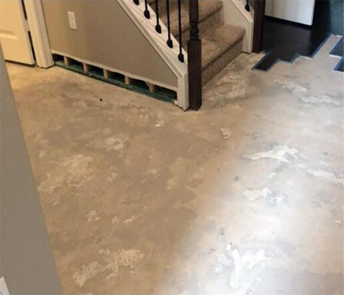 Water Damage In Grovetown After